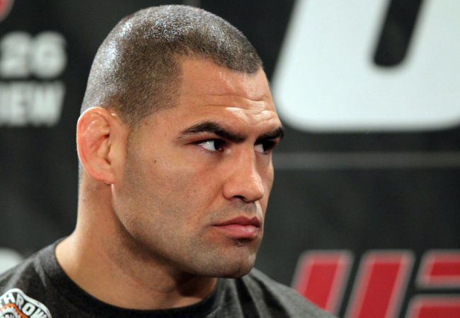 UFC heavyweight champ Cain Velasquez supports surprise drug tests