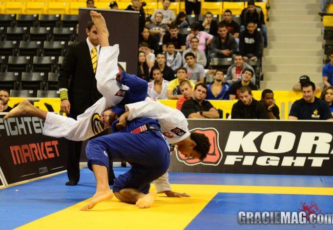 Dois detalhes didáticos para você defender o double-leg e finalizar no Jiu-Jitsu