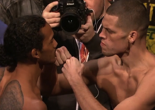 UFC on FOX 5 Weigh-In Results: Diaz Makes Weight on Third Try