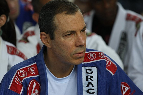 Carlos Gracie Junior. Foto: Arquivos GRACIEMAG.