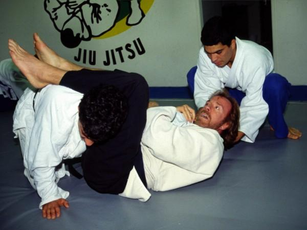 Chuck Norris recollects first jiu-jitsu session with Gracie family
