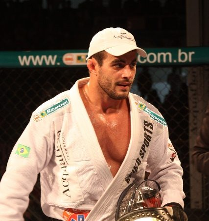 Rodolfo Vieira enfrenta Ricardo Demente na Copa Pódio, em maio