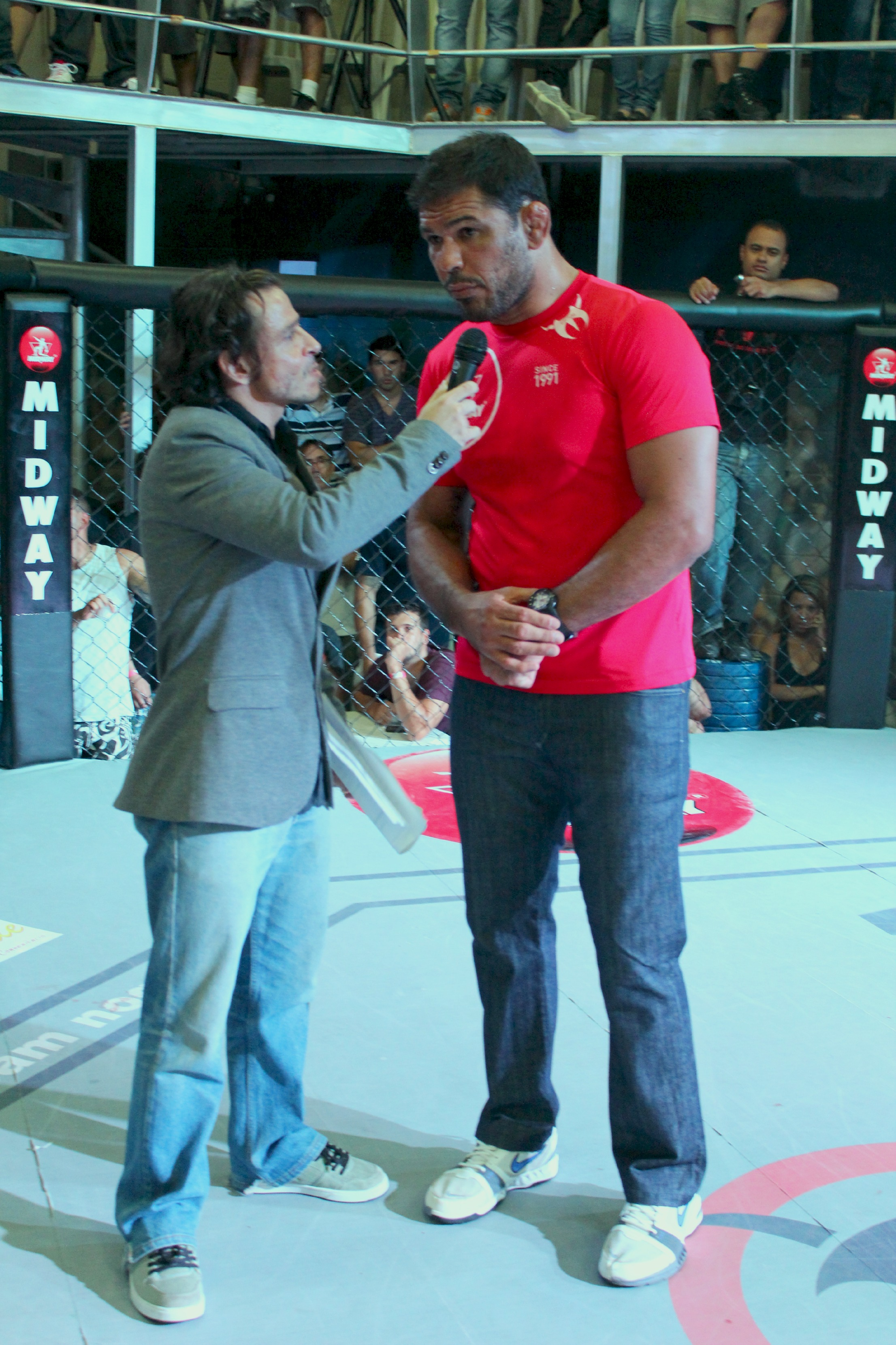 Minotauro promete lutas femininas no seu Circuito. Foto: Leonardo Fabri/Chave de Braço