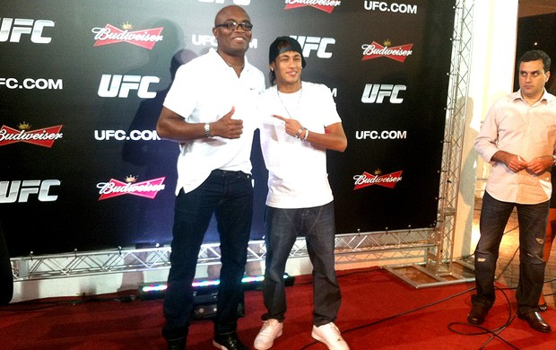 Anderson Silva e Neymar querem ensinar você a ser um vencedor