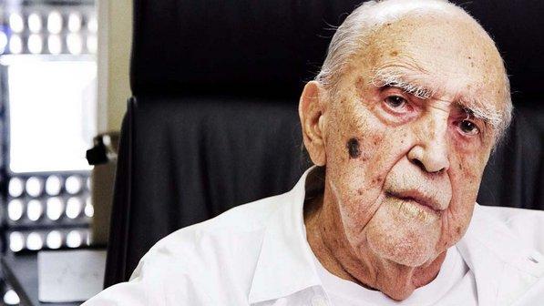 Oscar Niemeyer era praticande de Jiu-Jitsu. Foto: Divulgação