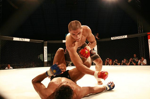 Toninho Fúria Unifies Bitetti Combat Belts