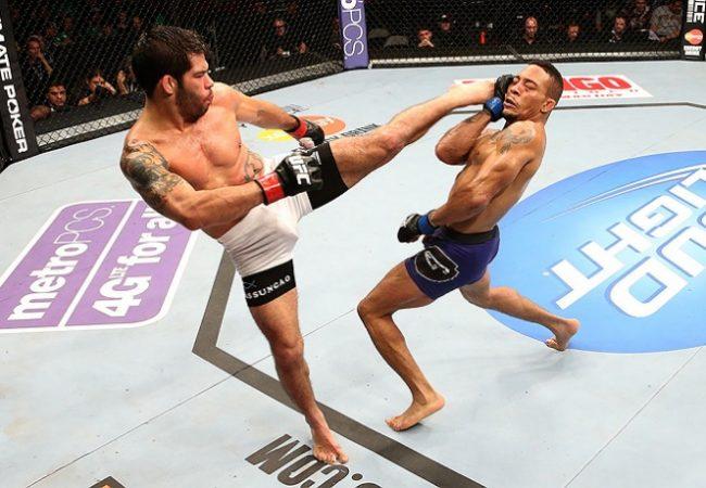 UFC on FOX 5: Raphael Assunção Fought Two Rounds with Broken Arm