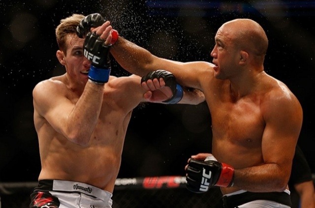 Dana White confirms: BJ Penn is back to face Dennis Siver at UFC 199