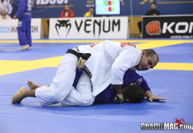 Bê Faria trata lesão para Mundial e exalta treino de Jiu-Jitsu com Marcelo Garcia