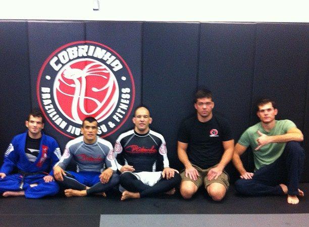 Cobrinha Congregates MMA and UFC Champions For Training