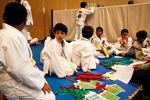 Kids also a part of WPJJC