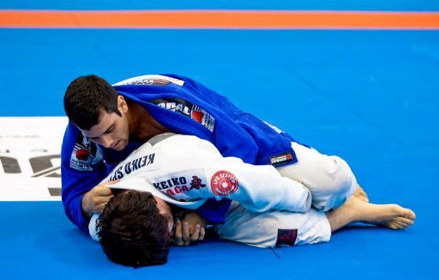Jiu-Jitsu: veja como Alexandre Souza venceu Paulo Miyao em Floripa
