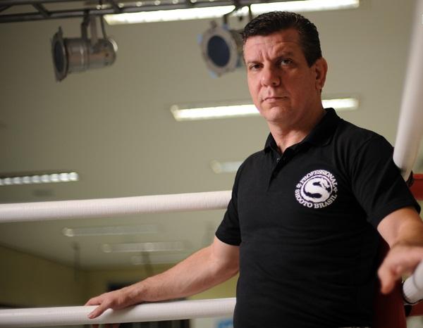 André Pederneiras, líder da equipe Nova União. Foto: Divulgação/Upper