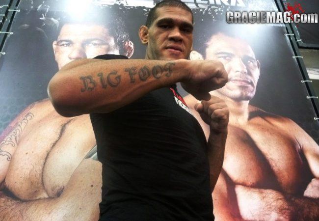 Exclusivo: Antônio Pezão revela o caminho para vencer Alistar Overeem no UFC 156