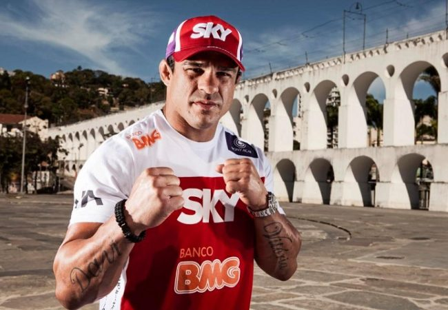 Vitor Belfort Says UFC Title Shots Are a Political Matter