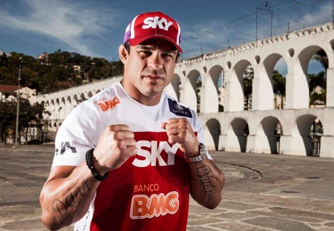 """Vitor Belfort alfineta """"política"""" do UFC para escolha dos desafiantes ao cinturão"""