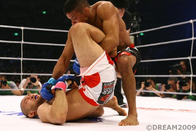Dream 18: Veja o triângulo de Bibiano Fernandes no réveillon no Japão