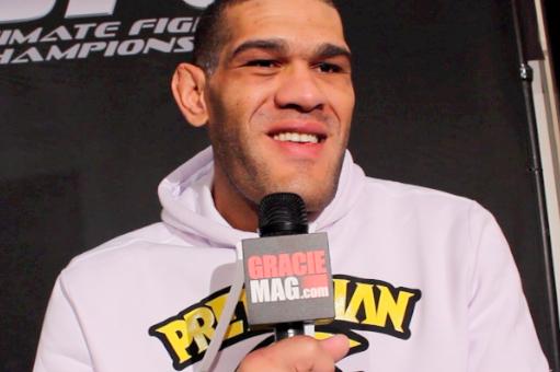UFC 156 VIDEO: 'Bigfoot' Silva Confident He'll Beat Alistair Overeem