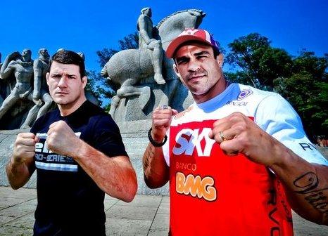 Confira a programação do Canal Combate para o UFC São Paulo