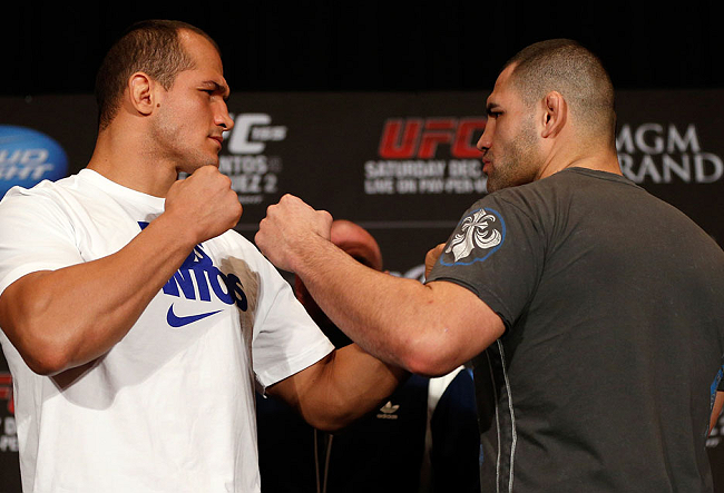 VIDEO: Former UFC Champ Junior dos Santos Wants Another Title Fight
