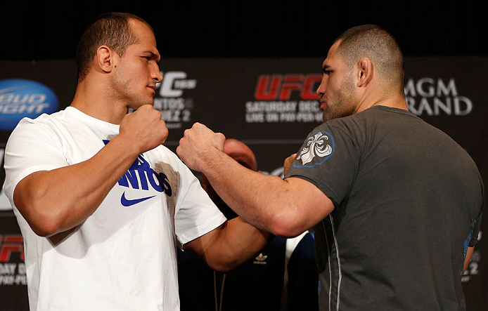 Cigano já pensa em revanche com Cain. Foto: Josh Hedges/Zuffa LCC via Getty Images