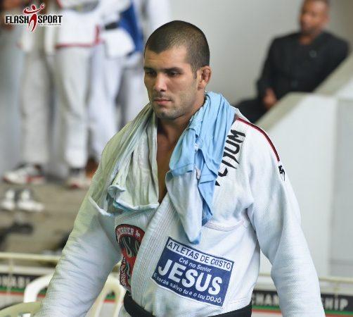 Veja Rodolfo Vieira raspando, passando e pegando na Seletiva para Abu Dhabi