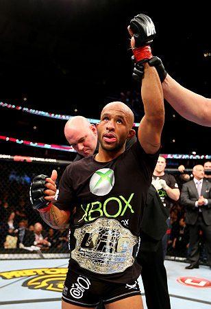 Galeria de fotos: as imagens de Demetrious e Glover no UFC on Fox 6