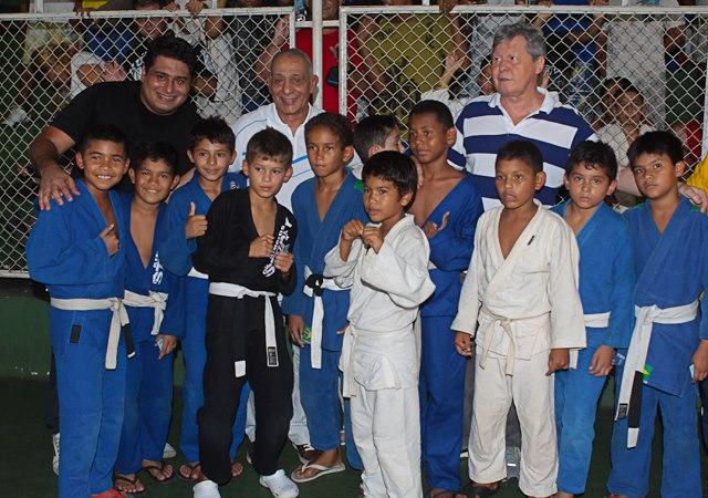 Manaus e o investimento em Jiu-Jitsu que sempre dá retorno