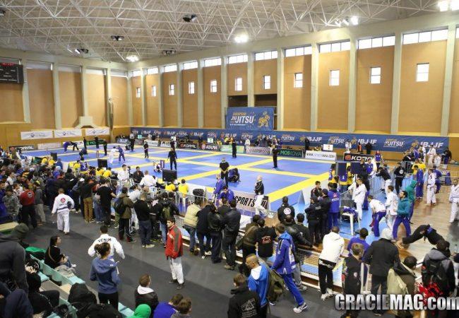Qual foi o momento mágico do Europeu de Jiu-Jitsu 2013?
