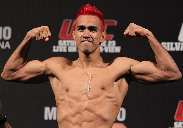 UFC on FX 7: 'Pepey' Castro Enlists Help from 'Shogun' Rua