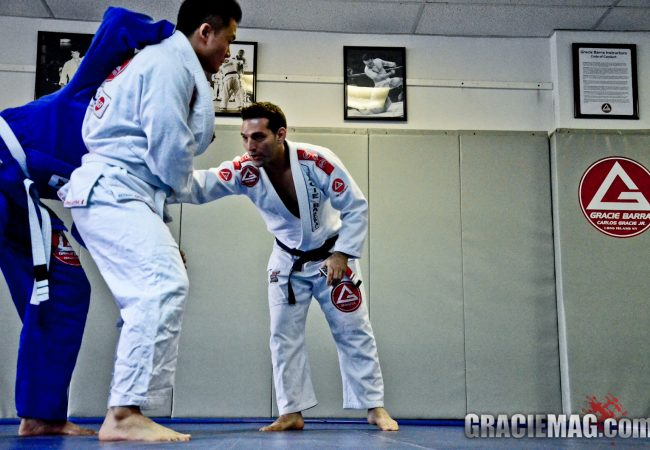 Back to the Basics at Gracie Barra Long Island