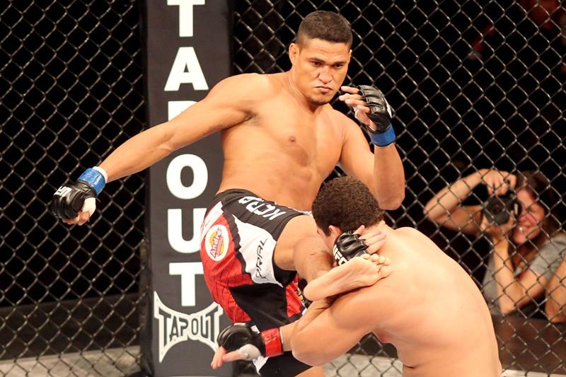 IldemarAlcantara vs Wagner Caldeirao no UFC SP Foto Inovafoto Divulgacao UFC
