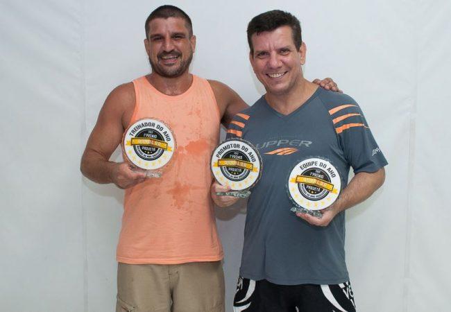 "Eying ""MMA Oscar"", Pederneiras Awarded Osvaldo Paquetá Prize"
