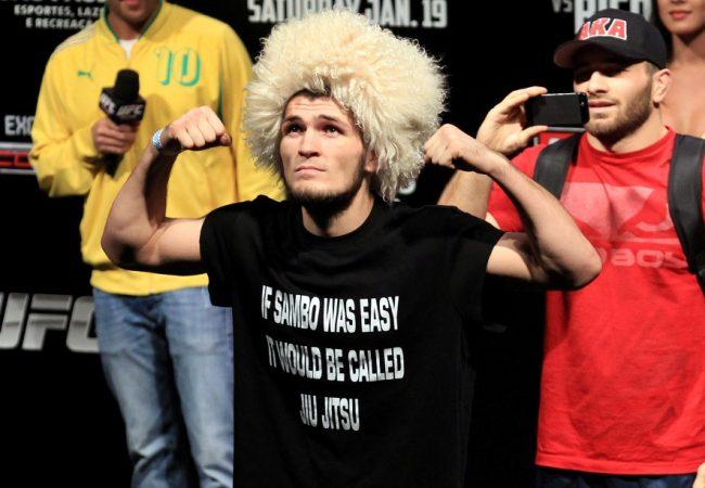 Khabilov sofre lesão e Nurmagomedov encara Rafael dos Anjos no UFC