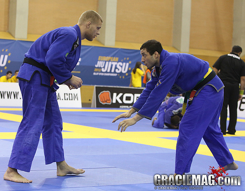 """Léo Nogueira on Champion Alexander Trans: """"I Dominated; He Fought for 30 Seconds"""""""