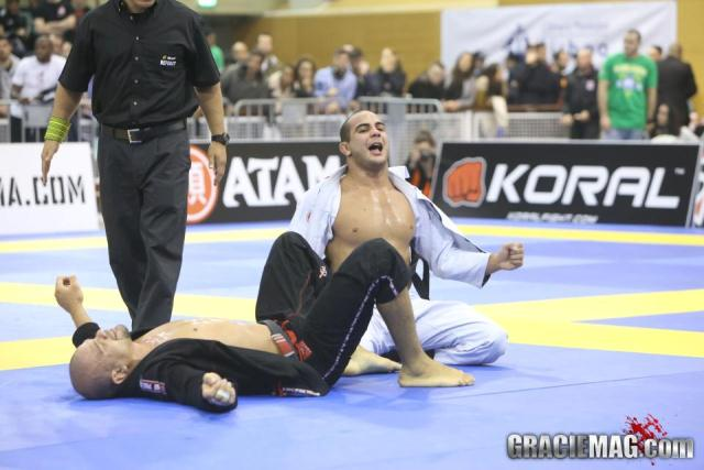 Conheça os campeões europeus de Jiu-Jitsu de 2013 em Lisboa