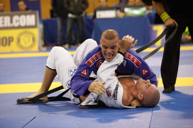Imortal Lagarto pronto para tentar um feito no absoluto do Europeu de Jiu-Jitsu