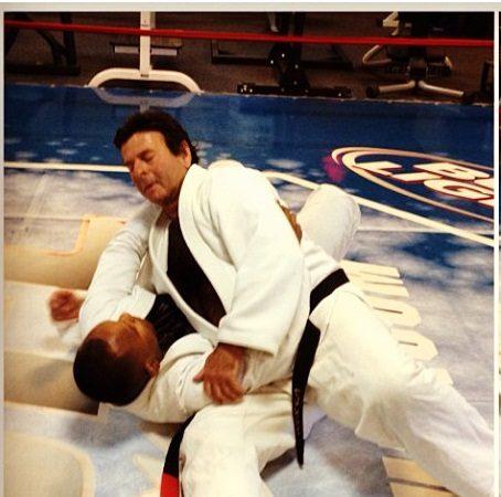Após julgamentos, Luiz Fux ensina Jiu-Jitsu em Las Vegas durante as férias