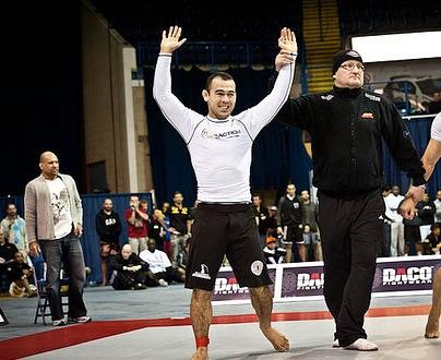 Aprenda com o treino de Jiu-Jitsu de Marcelinho com Mark Bocek, do UFC