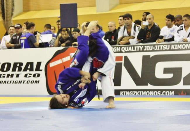 What's the Most Common Mistake in Doing a Jiu-Jitsu Armbar from Guard? Find out
