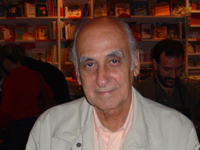 O jornalista e escritor Zuenir Ventura em foto de Marcelo Dunlop