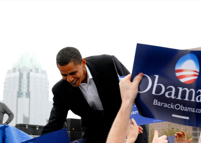 Barack Obama, ex-presidente dos EUA. Foto: Roxanne Jo Mitchell