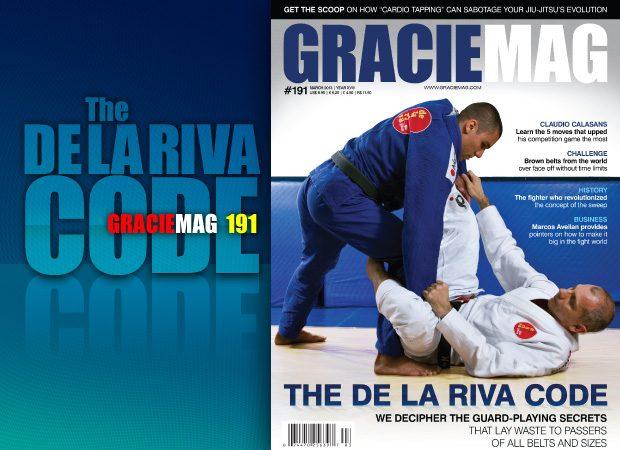 GM #191 – We Have Unravelled The De La Riva Code