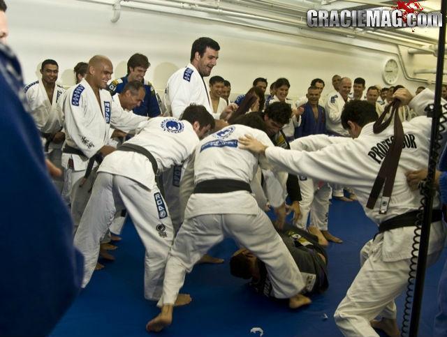 Há dez anos, eu entrava para o mundo apaixonante do Jiu-Jitsu. Foto: Dan Rod/GRACIEMAG