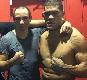 'Bigfoot' Silva's Coach: 'Overeem's Going to Suffer'