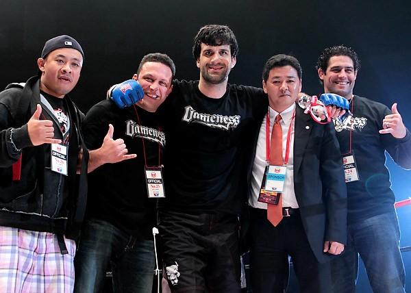 Rolles Gracie comenta 5ª finalização seguida no MMA, no Japão