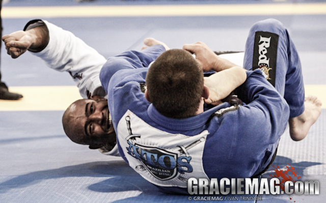 The Sunday Match: Sergio Moraes vs. Claudio Calasans at Euros