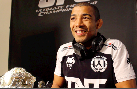 UFC 156 VIDEO: Jose Aldo Says Frankie Edgar is 'Quick, But So Am I'