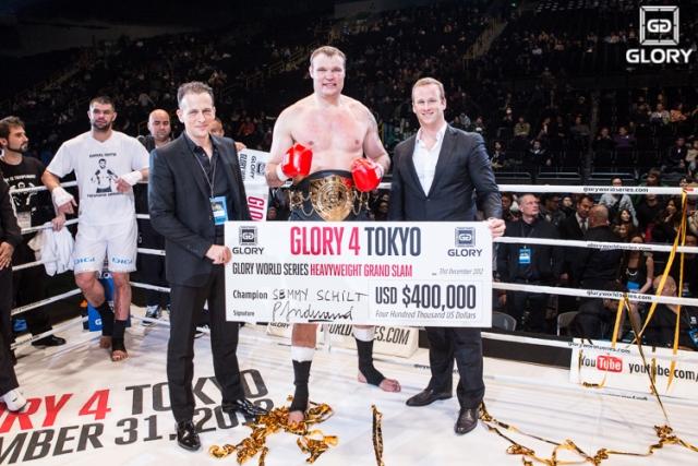 PHOTOS: Semmy Schilt, Peter Aerts, Remy Bonjasky at Glory 4