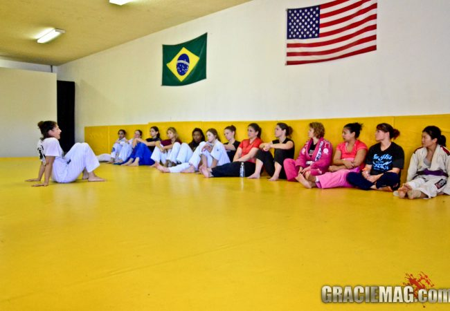All-female open mat at GMA Renzo Gracie NYC this Sunday, Nov. 23